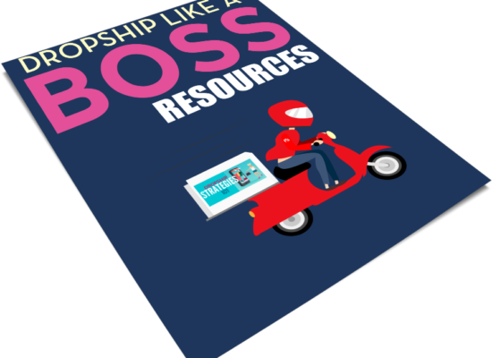 Dropship Like A Boss Resources