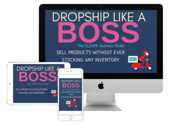 Dropship Like A Boss All Media